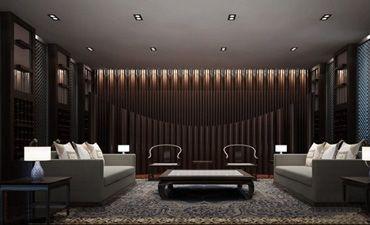 现代风格办公室设计效果图,新颖时尚颇具创意