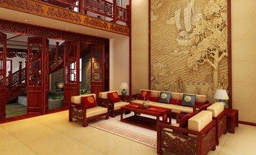 中式风水文化|别墅中式装修风水注意要点