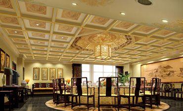 北京华丰饭店,现代中式风格诠释不一样的古韵