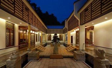 自建房屋古典中式风格设计,高贵优雅宽松舒适