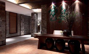无锡餐厅中式装修,富丽高贵无与伦比