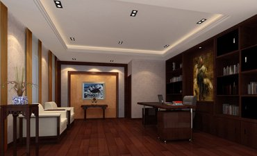 别墅装修简约中式设计,闲适优雅的生活新观念