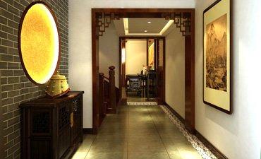 泰州别墅装修效果图,浪漫与庄重并存尽显奢华底蕴