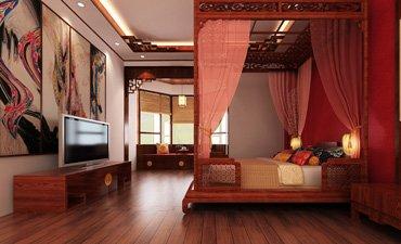 古典风格的精品住宅设计,追求舒适优雅的生活氛围