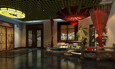 茶楼中式装修怎么完美设计,茶楼装修也要注意合理布局。