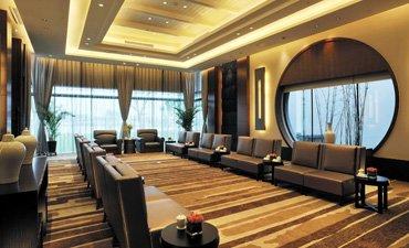 苏州酒店中式设计效果图,渲染优雅高端的休闲氛围