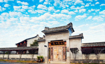中式客栈装修设计,恢弘大气多汉唐之风