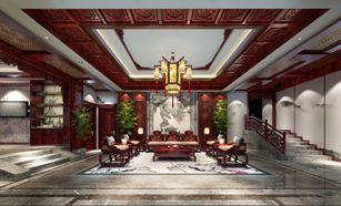 江西万年黄先生别墅中式设计,雅意秀美气韵传神