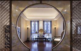 中式别墅装修,中式别墅设计,别墅中式装修效果图_图片