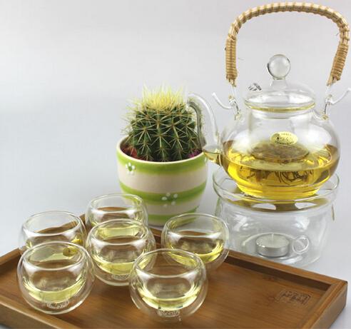 玻璃茶具在我国的文化历史中占据重要地位