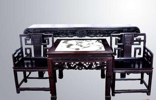 红酸枝中式家具3