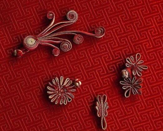传统中式文化之盘扣的种类及装饰价值
