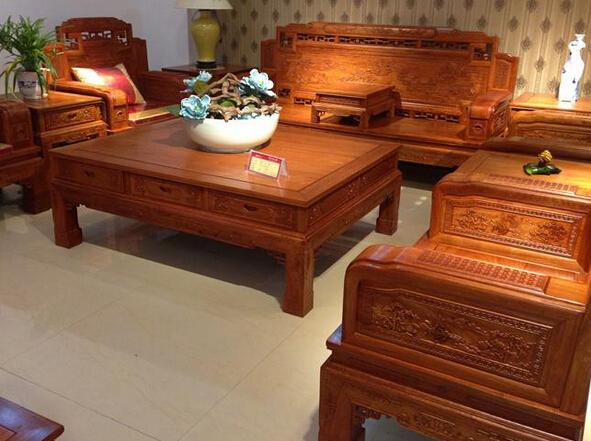 红木名品黄花梨中式家具有哪些收藏价值