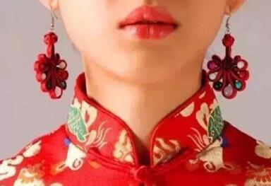 传统工艺盘扣——美醉了现代的时尚