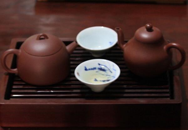 喝茶时候的功夫茶具套件由哪些茶具组成