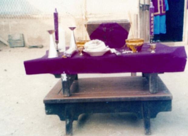 满族的传统婚礼带有着浓厚的民族特点