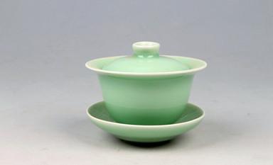 品鉴青瓷、白瓷、黑瓷、彩瓷四种艺术茶具