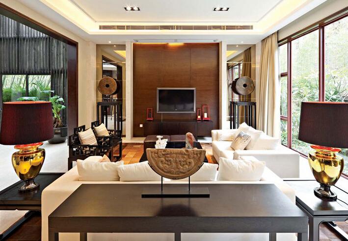 室内风水布局与别墅中式装修业主息息相关