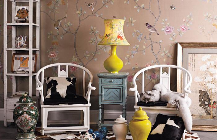 新中式风格家具所具备的特点及阐述的文化内涵