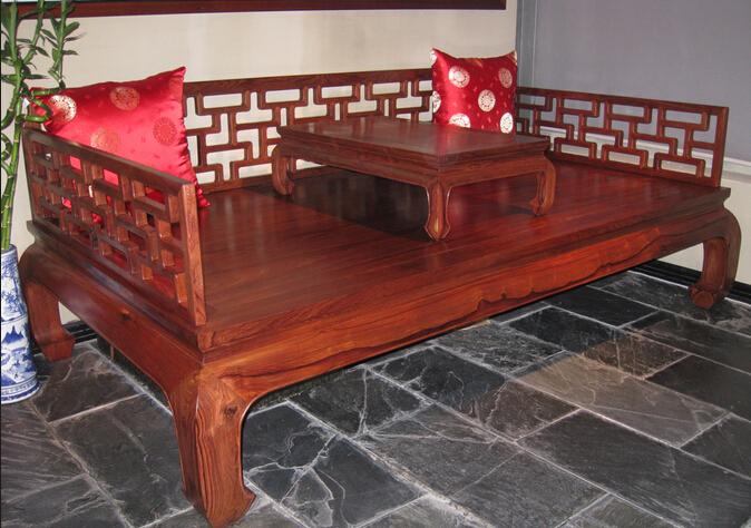 白酸枝木中式家具