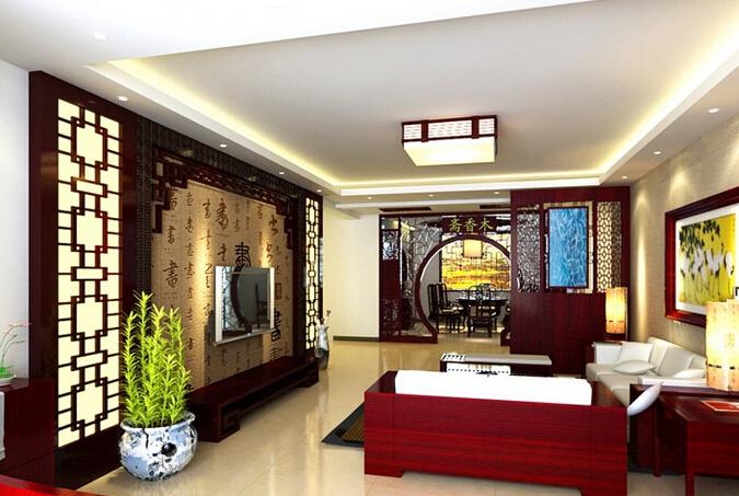 客厅中式装修风水有哪些禁忌会影响家人财运