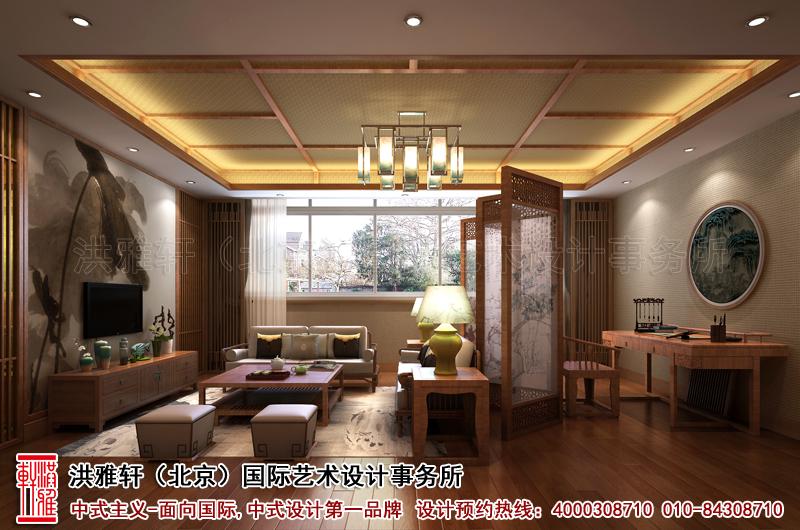 南京茶庄古典中式装修包厢