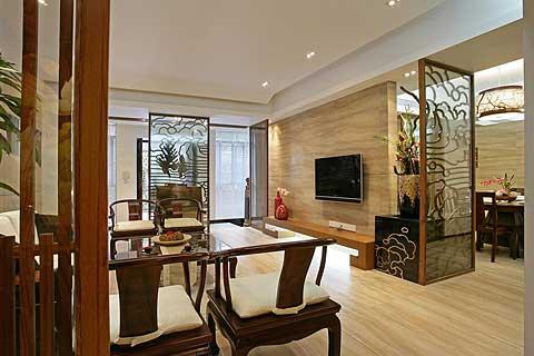 河北现代中式精品住宅设计风格,古典尊贵优雅温婉