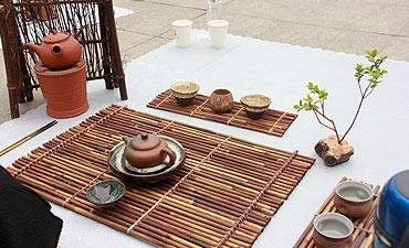中式茶会所装修,中式茶会所设计,茶会所中式装修效果图_图片