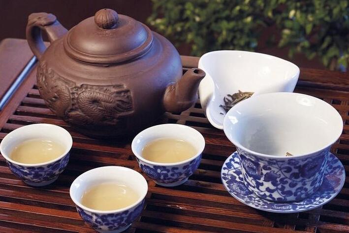 现代人饮茶习俗可区分为三种类型