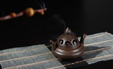 中国熏香一呼一吸之间皆是妙意