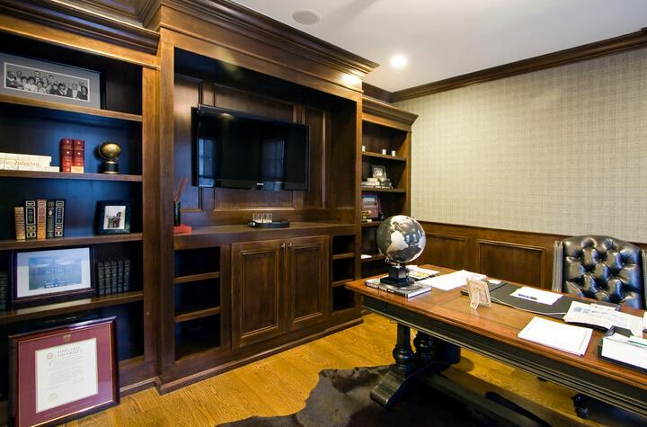 办公室中式装修窗户布置有何风水禁忌