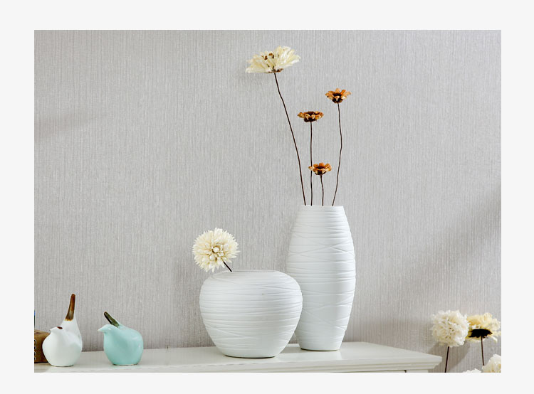 为现代中式设计空间选择一款有灵魂的陶瓷花器