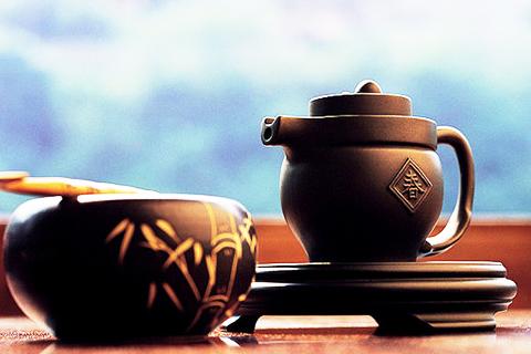 中式品茶生活|禅茶之境洗尘心,超然于世皈本真