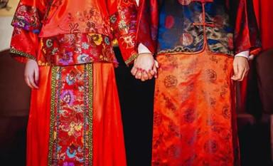 家国情怀传统文化助推 中式婚礼越刮越猛