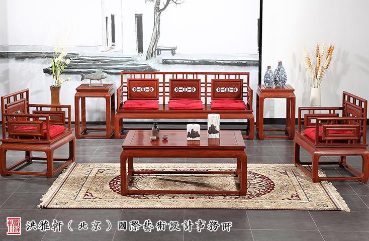 中式空间明式家具