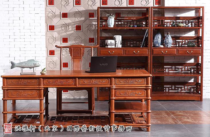 中式居室家具陈设