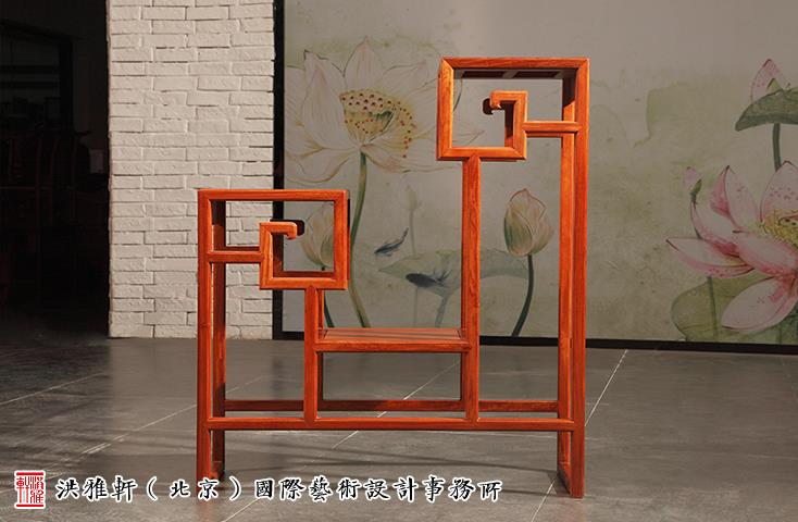 中式家具摆设