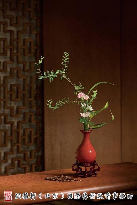 中式装修居室装饰