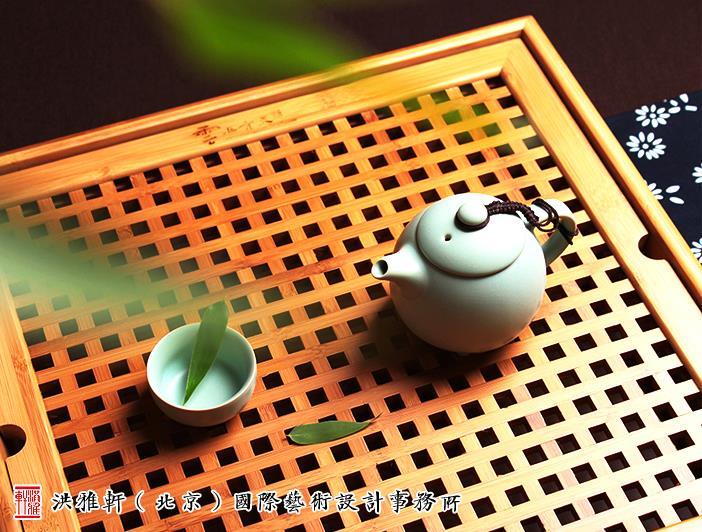 中式空间汝瓷