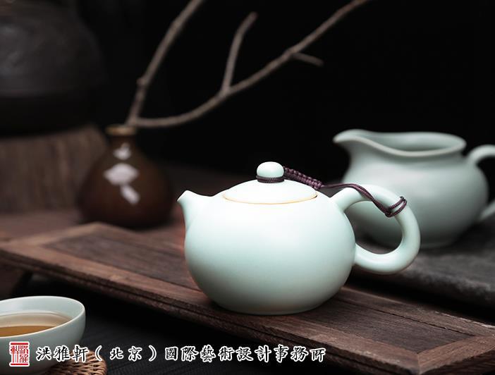 中式居室汝瓷