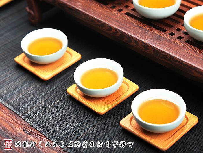 中式空间茶境