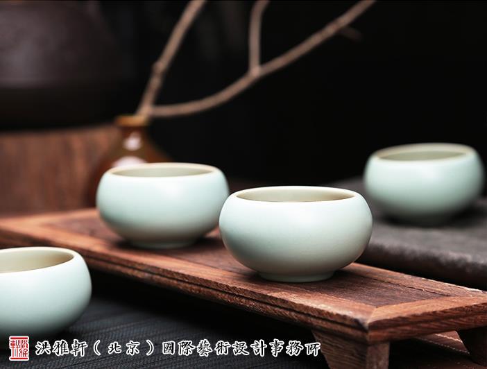 传统茶道装饰