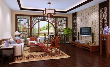 该如何选择陈设中式装修客厅的配饰摆件