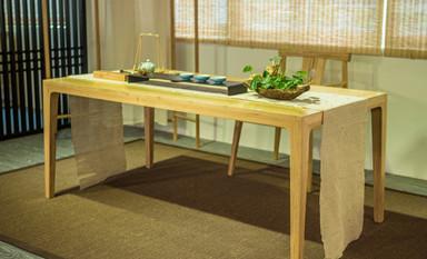 详解中式装修空间选用竹家具的诸多优点