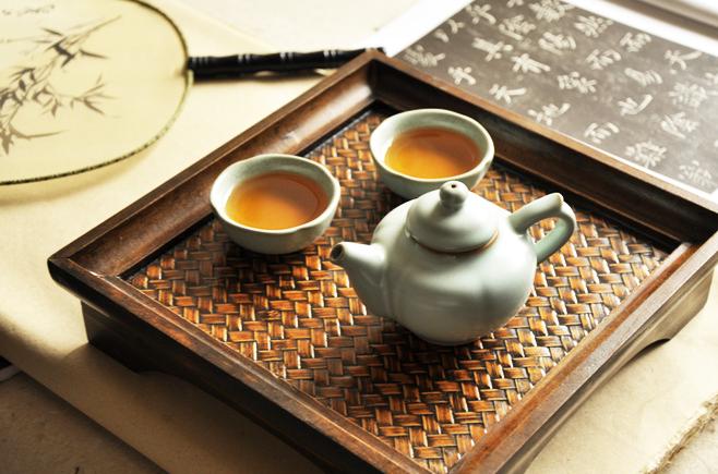 聚思成文妙品茶香  中国雅致生活与茶道的意境之美