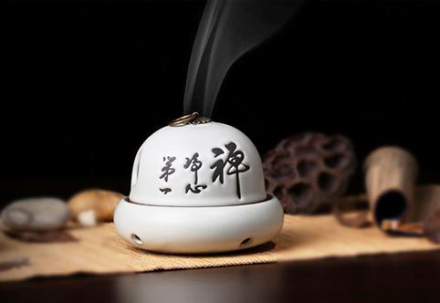 隐几香一炷,灵台湛空明 中国传统香道文化