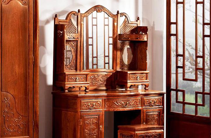 文雅而质韧,色温而彩华 花梨木中式家具品鉴之道