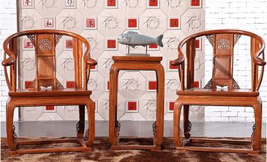 从线、雕、工三方面欣赏传统中式家具