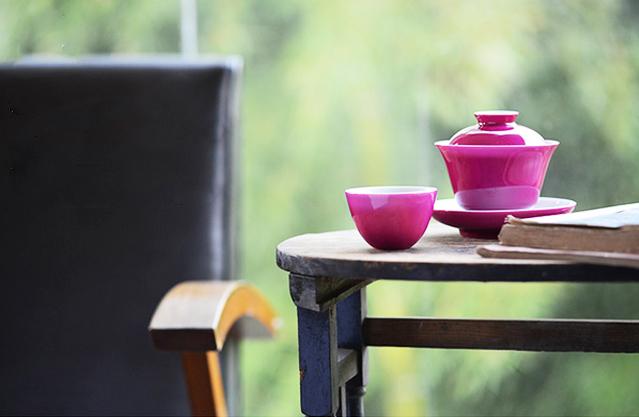 古之茶事——不斟美酒不拈花, 自在闲怡慢品茶
