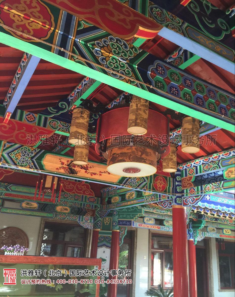 中式古典空间